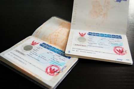 Visa in Thailand -- Immigration Lawyer Phuket